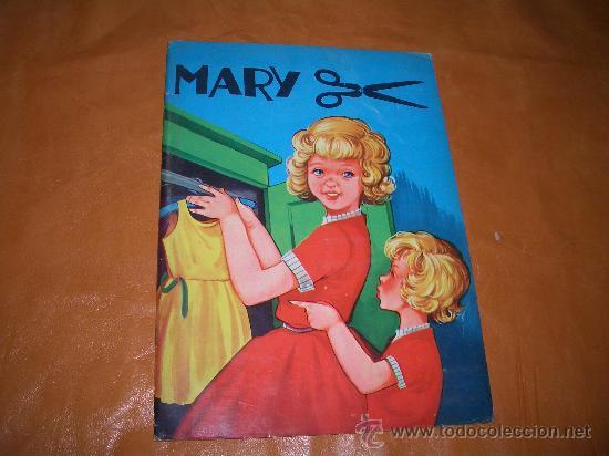MARY- MULDER- (Coleccionismo - Recortables - Transportes)