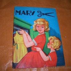 Coleccionismo Recortables: MARY- MULDER-. Lote 15781288