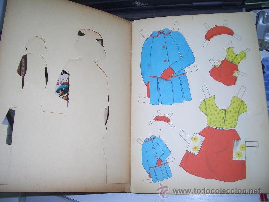 Coleccionismo Recortables: MARY- MULDER- - Foto 3 - 15781288