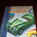 Coleccionismo Recortables: LIBRO DE RECORTABLES DE COCHES CLASICOS. Lote 54916318