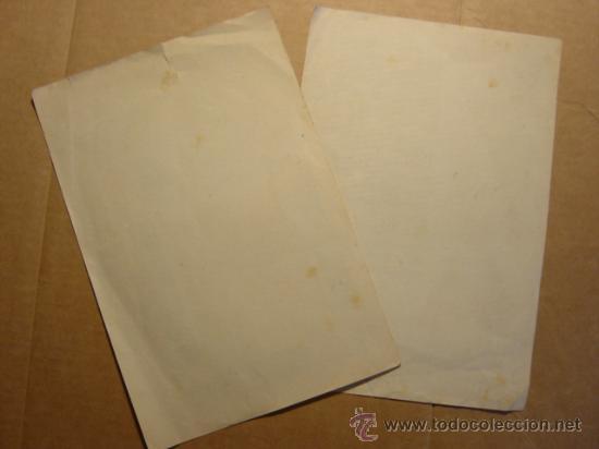 Coleccionismo Recortables: LOTE DE 2 RECORTABLES CEREGUMIL (ALIMENTO VEGETARIANO, FARMACIA) - Foto 5 - 25527257