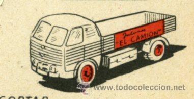 Coleccionismo Recortables: JÁTIVA (VALENCIA).- 10 RECORTABLES CON PUBLICIDAD DE JABONES EL CAMIÓN.- CADA UNIDAD ES.... - Foto 3 - 184209855