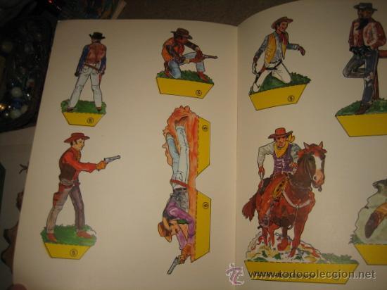 Coleccionismo Recortables: EL OESTE RECORTABLES DE HOY ED.BAUSAN 1979 - Foto 2 - 29554589