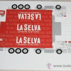Collectables Paper Dolls - RECORTABLE TROQUELADO: CAMION DE REPARTO - 32810715