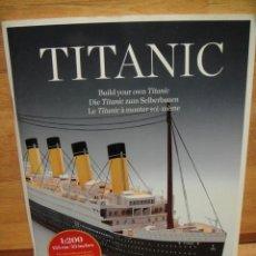 Coleccionismo Recortables: RECORTABLE TITANIC - 135 CNTº. Lote 87213340