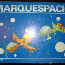 Coleccionismo Recortables: CUADERNO DE MARQUETERÍA SALVATELLA MARQUESPACIO Nº 1 AÑO 1985 NUEVO NAVE POLUX Y CASTOR. Lote 41695829