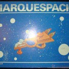 Coleccionismo Recortables: CUADERNO DE MARQUETERÍA SALVATELLA MARQUESPACIO Nº 6 AÑO 1985 NUEVO NAVE ANTARES. Lote 41696187