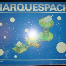 Coleccionismo Recortables: CUADERNO DE MARQUETERÍA SALVATELLA MARQUESPACIO Nº 8 AÑO 1985 NUEVO NAVE SIRIO. Lote 41696238