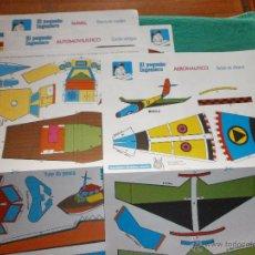 Collectables Paper Dolls - lote de 4 recortables diferentes edivas - 54805478
