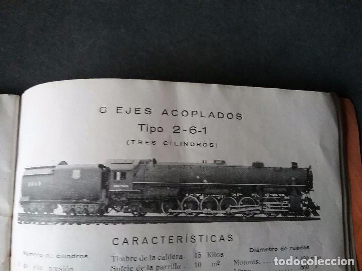 Coleccionismo Recortables: Los caminos de hierro , todos los tipos de locomotoras. - Foto 8 - 86238184