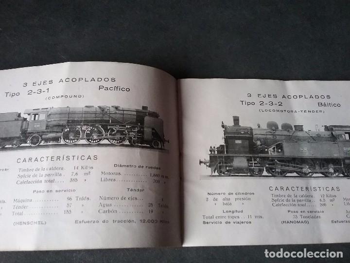 Coleccionismo Recortables: Los caminos de hierro , todos los tipos de locomotoras. - Foto 9 - 86238184