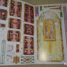 Coleccionismo Recortables: BARCO DE VAPOR - MÁQUINAS RECORTABLES - SUSAETA. Lote 98247259