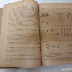 Coleccionismo Recortables: LIBRO RENFE METALURGIA DEL AÑO 1959 FERROVIARIO TRENES ORIGINAL. Lote 108877451