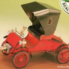 Coleccionismo Recortables: RECORTABLE FORD A DE1903. . ALCAN 1993.. Lote 119488347