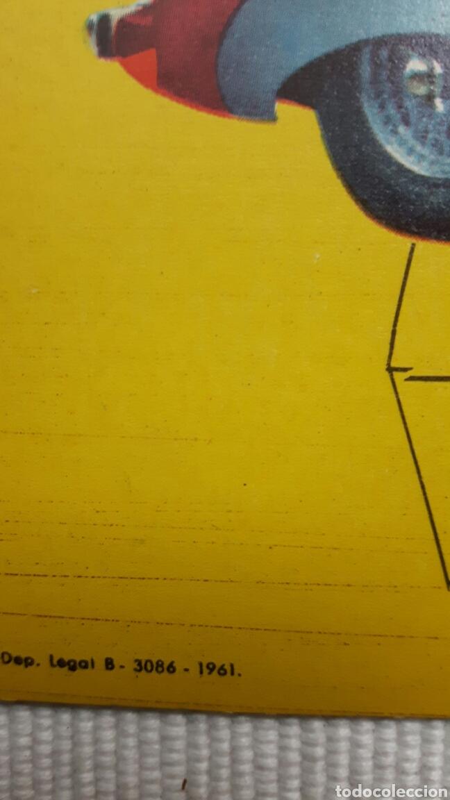 Coleccionismo Recortables: 5 recortables ed Roma (4 aviones 1 coches) - Foto 9 - 127875199