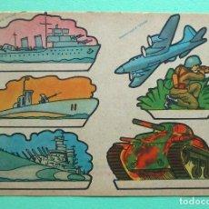 Coleccionismo Recortables: RECORTABLES CELMA - AUTOR: RIBAS - AÑO 1960 - PERFECTO ESTADO. Lote 155166194