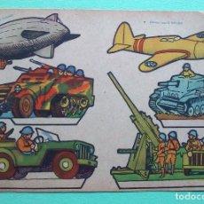 Coleccionismo Recortables: RECORTABLES CELMA - AUTOR: RIBAS - AÑO 1960 - PERFECTO ESTADO. Lote 155166750