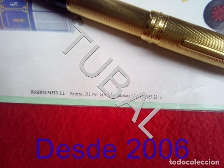 Coleccionismo Recortables: TUBAL BONITO RECOTABLE TRAMVIA BLAU AUTOBUS 2 PISOS Y TAXI PATO DE BARCELONA F1 - Foto 2 - 161575302