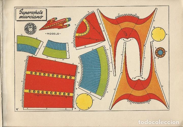Coleccionismo Recortables: MIS JUGUETES AERONAVES RECORTABLES - BRUGUERA a. 60 - Foto 8 - 161858394
