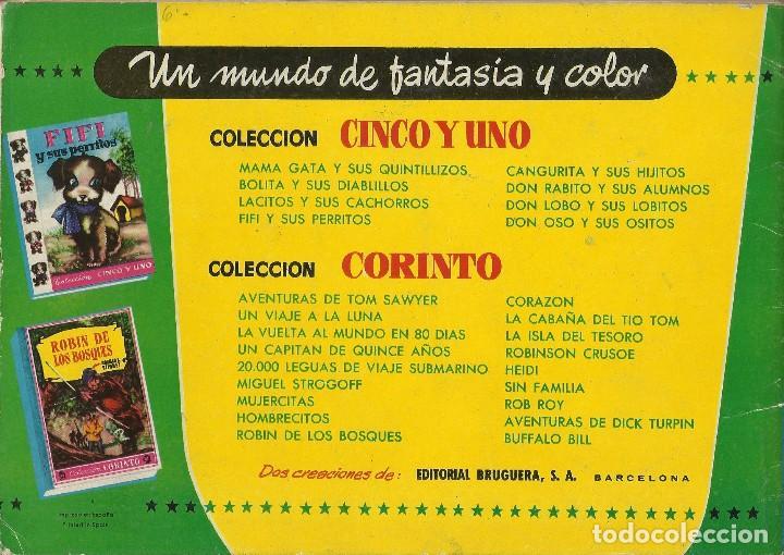 Coleccionismo Recortables: MIS JUGUETES AERONAVES RECORTABLES - BRUGUERA a. 60 - Foto 9 - 161858394