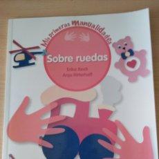 Coleccionismo Recortables: MIS PRIMERAS MANUALIDADES. SOBRE RUEDAS. NUEVO. Lote 177700248