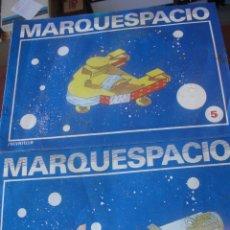 Coleccionismo Recortables: SUPER LOTE 2 MARQUESPACIO 3 / 5 SALVATELLA - 1985 - SIN USAR - ENVIO GRATIS. Lote 181133602