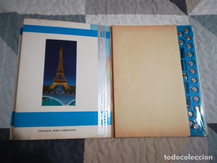 Coleccionismo Recortables: LIBRO JUGUETE AUTOMONTABLE MI TREN LAS AGUILAS DE PLATA EDITORIAL ROMA 1970 RECORTABLES - Foto 3 - 184883758
