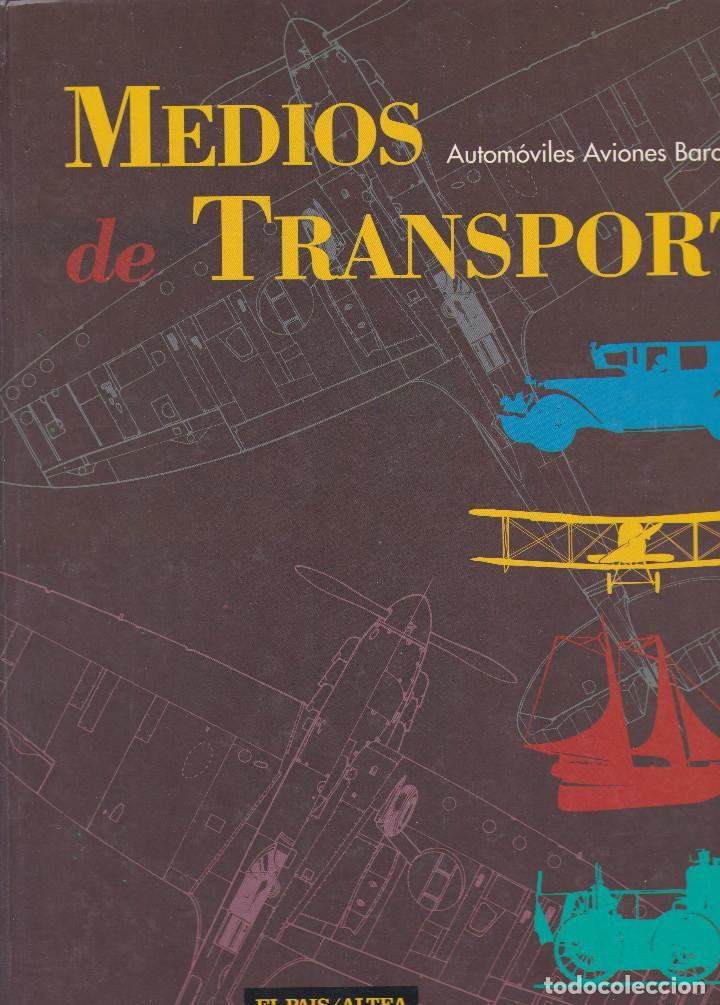MEDIOS DE TRANSPORTE (Coleccionismo - Recortables - Transportes)