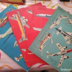 Coleccionismo Recortables: RECORTES ULTRA NÚMERO 2,4,6 Y 8. Lote 217420270