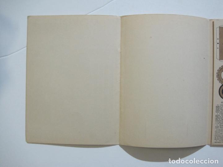 Coleccionismo Recortables: MOVIBLE RECORTABLE-COCHE CON RUEDAS GIRATORIAS-RECORTABLE ANTIGUO-VER FOTOS-(K-1465) - Foto 4 - 231671465