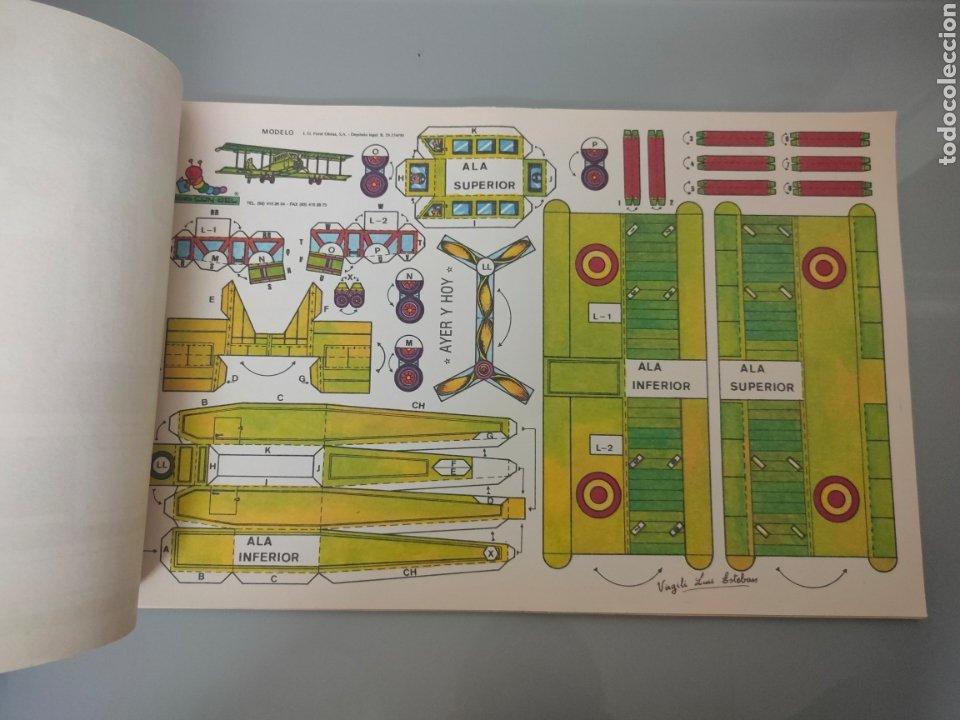 Coleccionismo Recortables: PACK 8X ANTIGUOS RECORTABLES EDICIONES CON-BEL TRENES Y AUTOBUSES 40X25cm - Foto 7 - 246492320