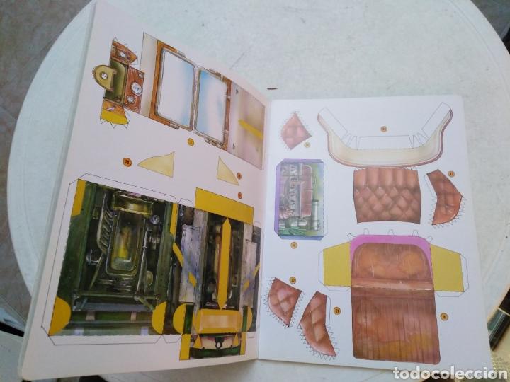 Coleccionismo Recortables: Construye Máquinas Recortables, Rolls Royce - Foto 3 - 256063200