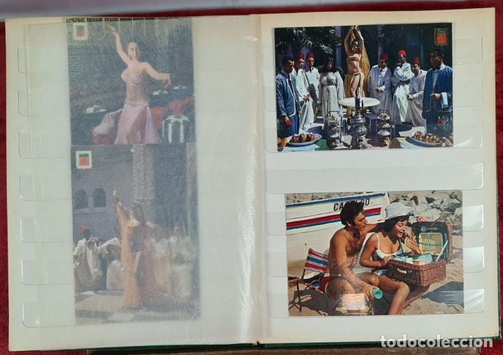 Coleccionismo Recortables: COLECCION DE 126 TITULOS DE TRANSPORTE. CAPICUA. VARIAS POSTALES. SIGLO XX. - Foto 8 - 266093223