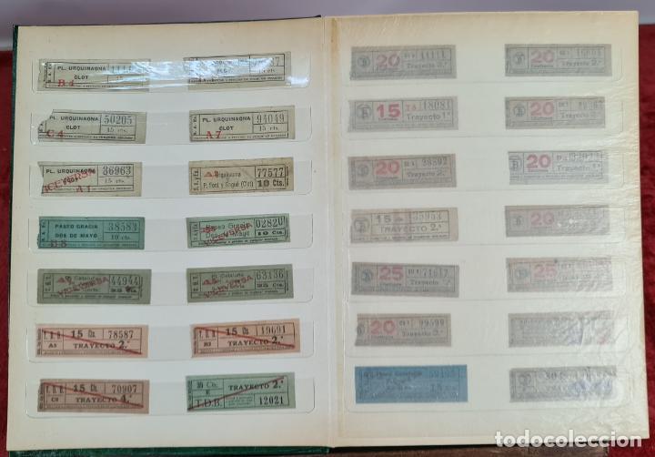 COLECCION DE 126 TITULOS DE TRANSPORTE. CAPICUA. VARIAS POSTALES. SIGLO XX. (Coleccionismo - Recortables - Transportes)