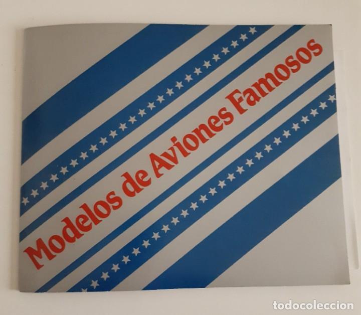 MODELOS DE AVIONES FAMOSOS . TIME-LIFE 3 RECORTABLES (Coleccionismo - Recortables - Transportes)