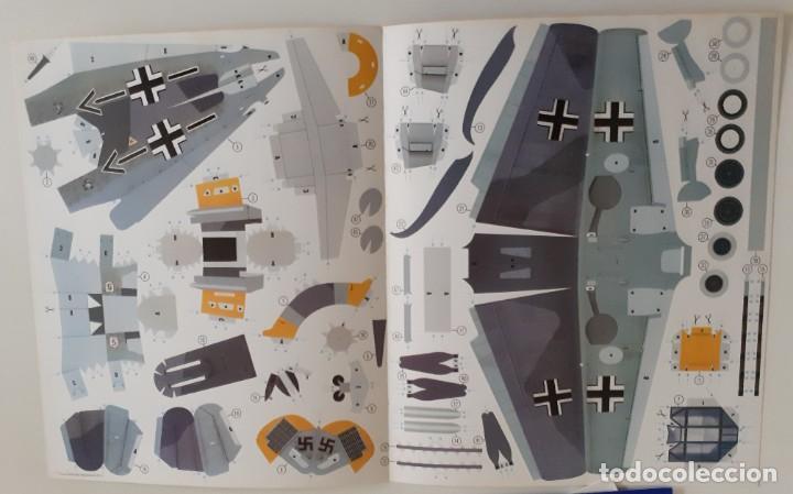 Coleccionismo Recortables: MODELOS DE AVIONES FAMOSOS . TIME-LIFE 3 recortables - Foto 7 - 288606283
