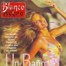 Coleccionismo de Revista Blanco y Negro: JUDIT MASCÓ, LIAM NEESON, BALDUINO DE BÉLGICA. Lote 18062880