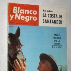 Coleccionismo de Revista Blanco y Negro: BLANCO Y NEGRO Nº 2778 DE 31/07/1965. LA COSTA DE SANTANDER, POR JOSÉ HIERRO. BRIGITTE BARDOT. . Lote 24444231