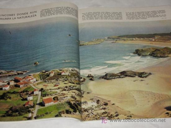 Coleccionismo de Revista Blanco y Negro: Blanco y Negro nº 2778 de 31/07/1965. La costa de Santander, por José Hierro. Brigitte Bardot. - Foto 4 - 24444231