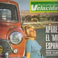 Colecionismo de Revistas Preto e Branco: Nº 370 DE LA REVISTA VELOCIDAD. Lote 23984484