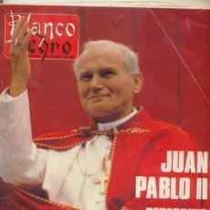 Coleccionismo de Revista Blanco y Negro: BLANCO Y NEGRO 20 AGOSTO 1989. Lote 25036012