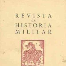 Coleccionismo de Revista Blanco y Negro: REVISTA DE HISTORIA MILITAR Nº 35 1973. Lote 21880091