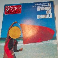 Coleccionismo de Revista Blanco y Negro: ISABEL SERRANO, BEATRIZ SANTANA, VERONICA LAKE, ANTONIO RESINES. Lote 26535155