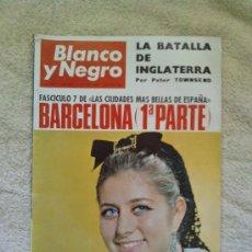 Coleccionismo de Revista Blanco y Negro: BLANCO Y NEGRO. 17 DE SEPTIEMBRE DE 1966.. Lote 26182244