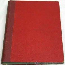 Coleccionismo de Revista Blanco y Negro: BLANCO Y NEGRO REVISTA ENCUADERNADA AÑOS 1957 TOMO IV MESES NOVIEMBRE DICIEMBRE. Lote 14850189