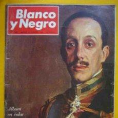 Coleccionismo de Revista Blanco y Negro: BLANCO Y NEGRO. Nº 2808. FEBRERO 1966. Lote 22441759
