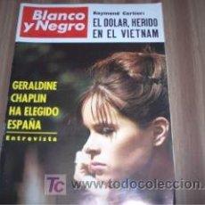 Coleccionismo de Revista Blanco y Negro: BLANCO Y NEGRO - Nº 2824 - 18 DE JUNIO 1966. Lote 17194386