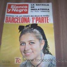 Coleccionismo de Revista Blanco y Negro: BLANCO Y NEGRO - Nº 2837 - 17 DE SEPTIEMBRE 1966. Lote 17194543