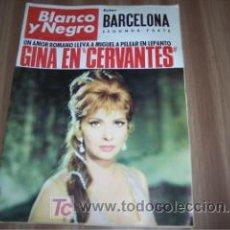 Coleccionismo de Revista Blanco y Negro: BLANCO Y NEGRO - Nº 2838 - 24 DE SEPTIEMBRE 1966. Lote 17194552