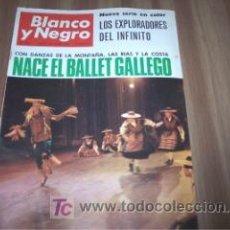 Coleccionismo de Revista Blanco y Negro: BLANCO Y NEGRO - Nº 2812 - 26 DE MARZO 1966. Lote 17194813